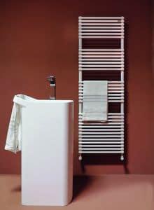 Bath 20, Radiatore cromato per bagno, disponibile in diverse dimensioni