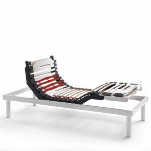Ginevra, Rete ergonomica per letto