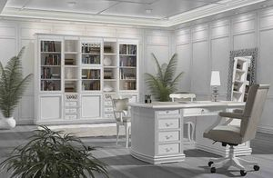 Fenice Scrivania, Scrivania laccata, per prestigiosi uffici