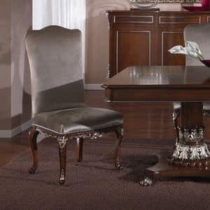 3625 SEDIA, Sedia classica ideale per sala da pranzo