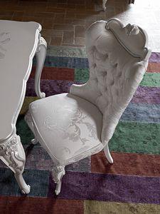 Carpi sedia, Sedia classica, con imbottitura capitonn�