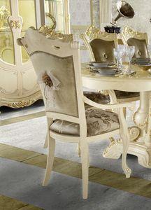 Madame Royale sedia, Sedia da pranzo lussuosa