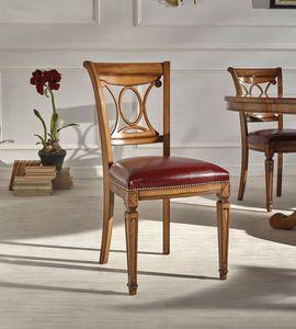 Re Sole sedia, Sedia in stile classico