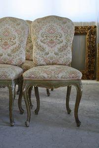 SEDIA ART. 700 VENEZIANO, Sedie classiche per sala da pranzo