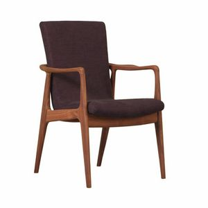 Inge 3807/N, Poltroncina in noce canaletto