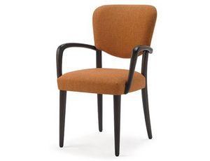 Mia-P, Sedia con braccioli , per sala da pranzo