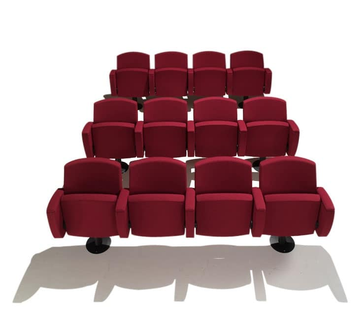 Kadenza, Seduta su barra per sala conferenza