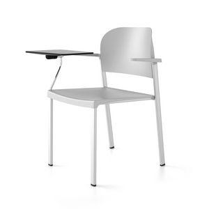Bio BR TAV, Confortevole sedia con tavoletta