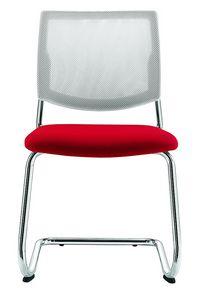 Q44, Sedia con seduta in rete per riunioni
