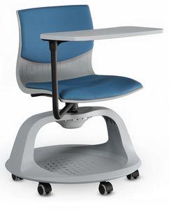 WEBBY 349/STO + OPT, Sedute girevoli imbottite per aule formazione