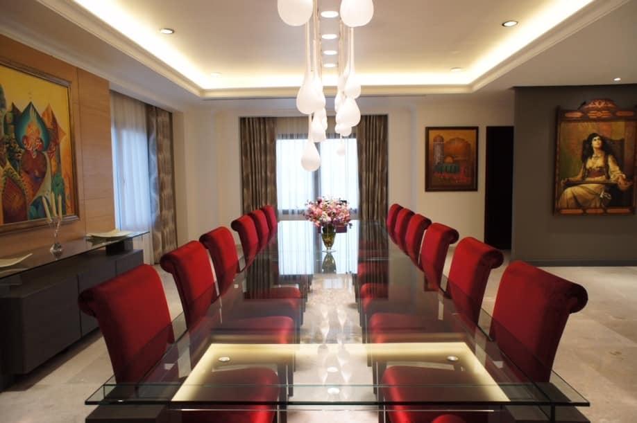 Elegante sedia per sala da pranzo | IDFdesign