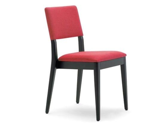 Lexi-PI, Sedia in legno impilabile