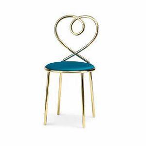 Love Chair, Sedia con schienale a forma di cuore