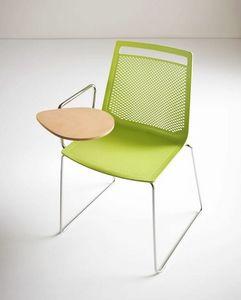 Akami SST, Sedia con tavoletta per scrittura