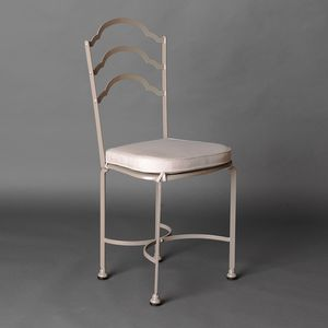 ARCHI GF4013CH, Sedia in ferro battuto per esterni