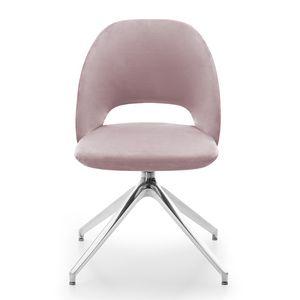 Vivian chair, Sedia con base girevole
