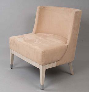 BS600A – Capotavola, Sedia con seduta larga