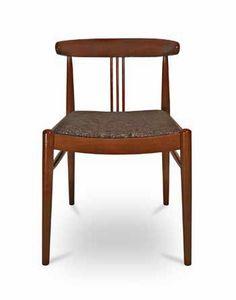 MANCHESTER, Sedia in legno per ristorante