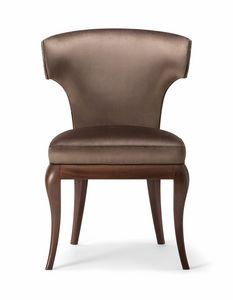 ROSE SIDE CHAIR 066 S, Sedia dalle linee classiche