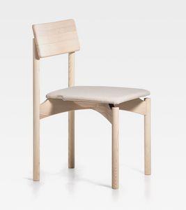 Spam, Sedia con sedile rivestito