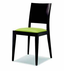 100 Masha, Sedia con seduta imbottita