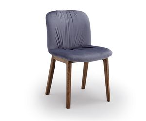 Effie-W, Comoda sedia, ampia e morbida