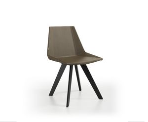 Glim-K, Sedia con gambe in legno