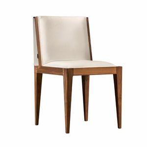 Malib� 5193/F, Sedia con particolare maniglia intagliata nel legno