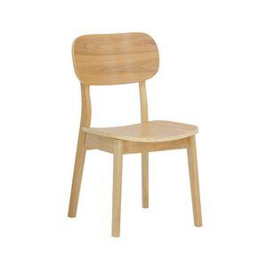 0561, Sedia contemporanea in legno