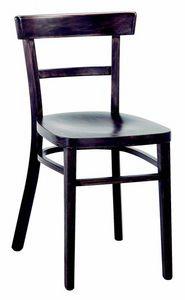 3042 A4, Sedia per ristorante in legno
