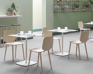 Babila legno, Collezione di sedie moderne