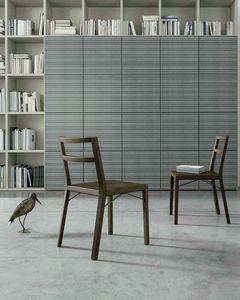 Bea, Sedia in legno dal design minimale