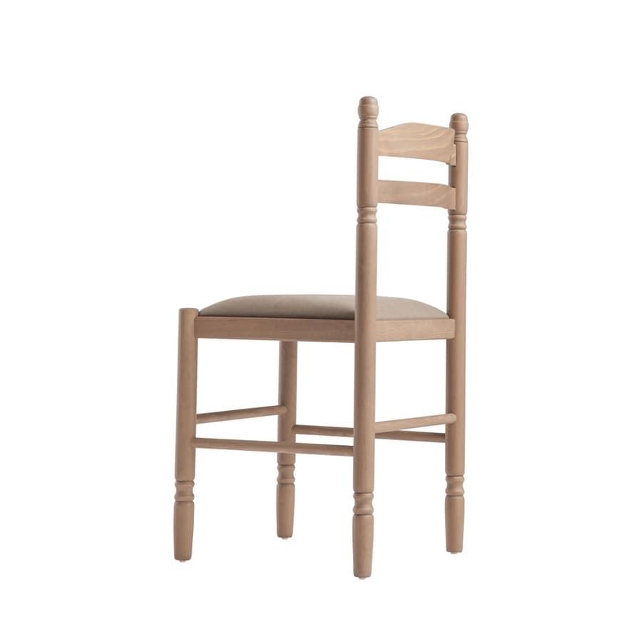 RP420, Sedia in legno per cucina