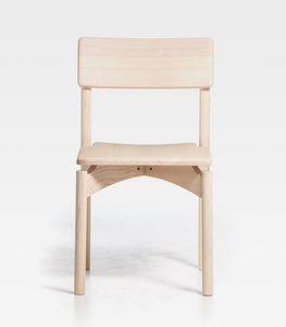 Spam, Resistente sedia in legno di frassino