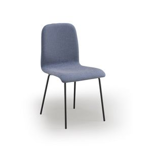 Ciao-M4, Sedia in metallo, imbottita
