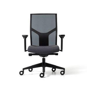 Fit mesh, Sedia operativa per ufficio, con schienale in rete