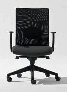 Lora-RE, Sedia da ufficio con schienale in rete