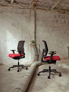 Omnia 01, Sedie operative ufficio di design