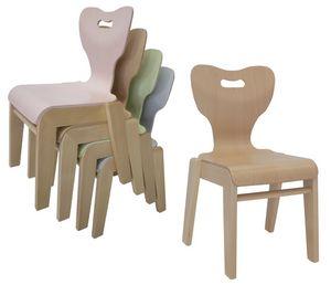 MIA/Q, Comfortevole sedia per asili e scuole