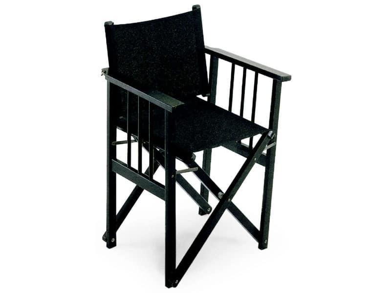 Regista D, Comoda sedia pieghevole, per catering e conferenze