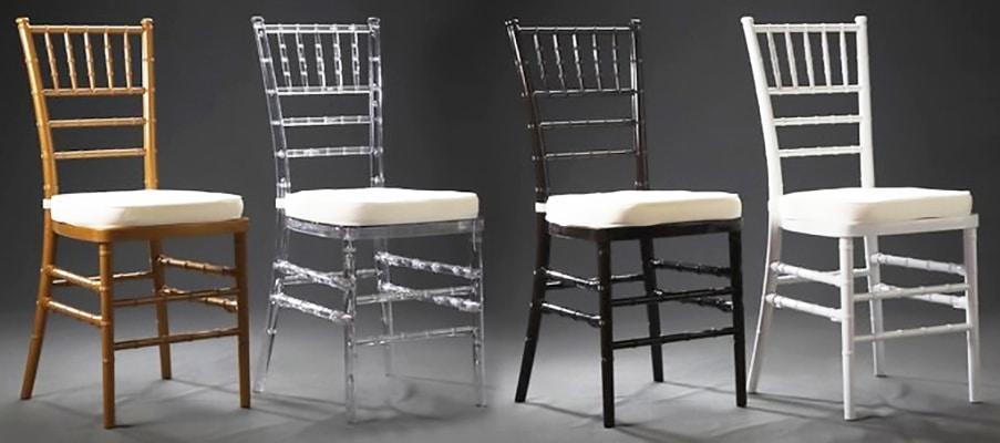 Sedie in policarbonato per cerimonie e banchetti | IDFdesign
