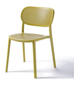 Nuta, Sedia in materiale plastico