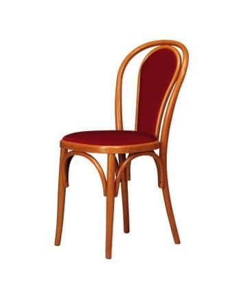 V03, Sedia in legno di faggio curvato, stile viennese