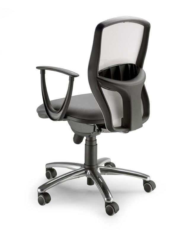 Sedia ergonomica Ufficio operativo   IDFdesign