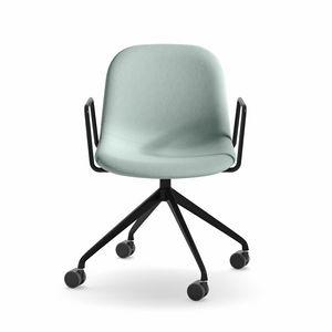 M�ni Fabric AR-HO-4, Sedia con braccioli per ufficio
