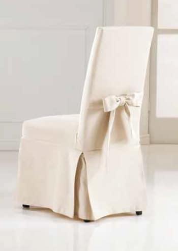 Antony-F, Sedia vestita con fiocco