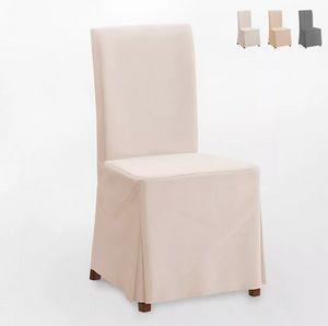 Sedia imbottita con fodera stile herniksdal in legno Comfort Luxury per ristorante SCL147, Sedia da pranzo rivestita
