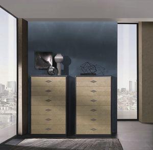 MB59 Desyo Lux settimanale, Elegante cassettiera settimanale