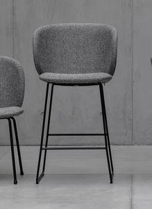 Dua stool, Sgabello con base a slitta