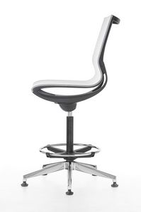 Key Line stool, Sgabello direvole per ufficio